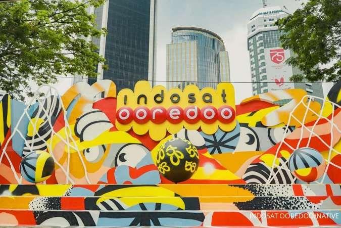 Indosat Berhasil Catat Pertumbuhan Kuat selama 2020