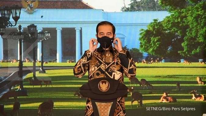 Tujuh bulan penanganan Covid-19, Jokowi: Saya ingin menteri kerja lebih baik