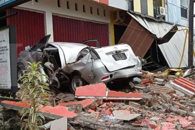Gempa Majene: 637 Warga mengalami luka-luka dan 15.000 lainnya mengungsi
