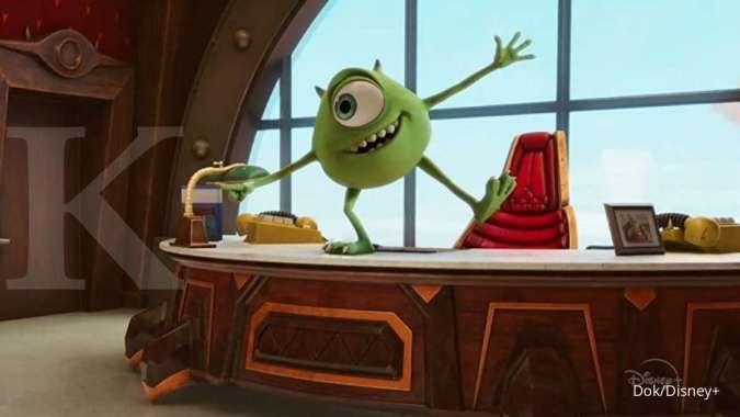 Monsters at Work rilis trailer baru di Disney+, lanjutkan cerita usai Monsters, Inc.