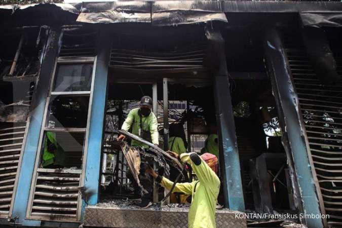 Pemprov DKI catat 25 halte rusak dengan kerugian capai Rp 65 miliar