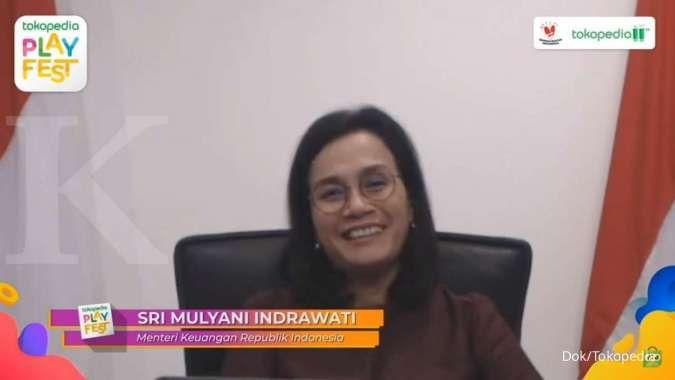 Menteri Keuangan Sri Mulyani ulang tahun, ini kadonya