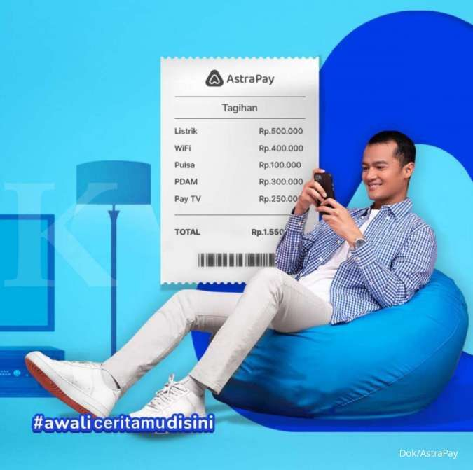 AstraPay, E-Wallet Baru yang Lagi Tebar Cashback dan Hadiah