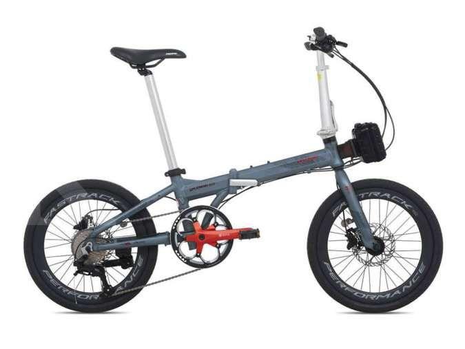 Baru, harga sepeda lipat Pacific Splendid 500 ringan di kantong