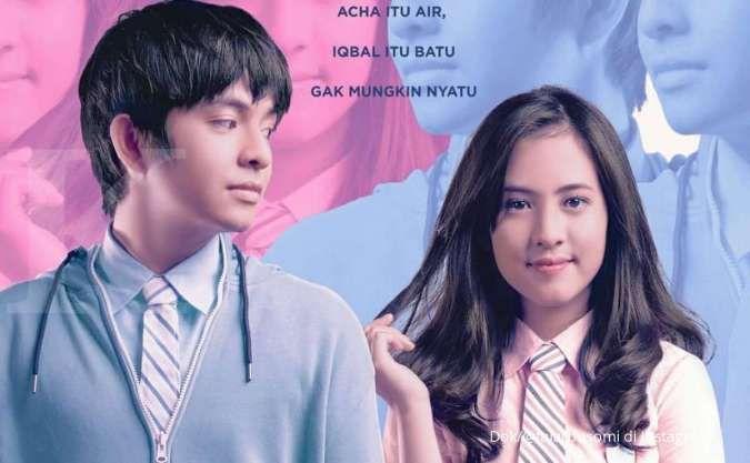Mariposa dan Geez & Ann, film Indonesia romantis akan tayang di Netflix