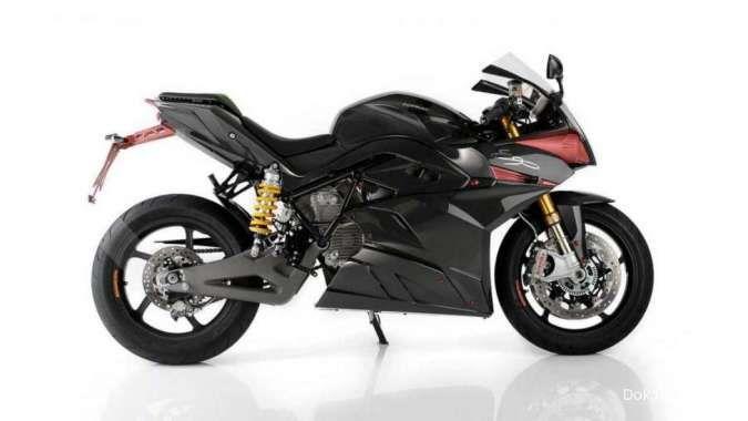 Energica Ego 45 Limited Edition, sepeda motor termahal di dunia