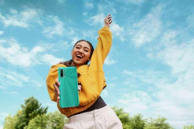 Mulai dijual 24 Februari, ini spesifikasi dan harga HP Redmi 9T di Indonesia
