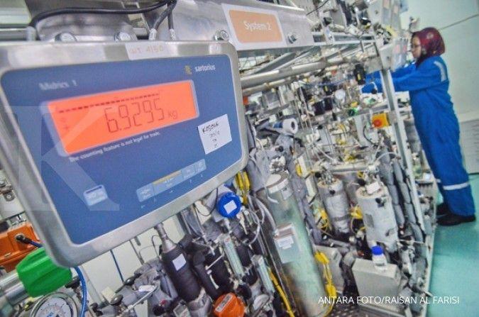 kuartal I 2021, industri kimia dasar anorganik mengalami kenaikan permintaan