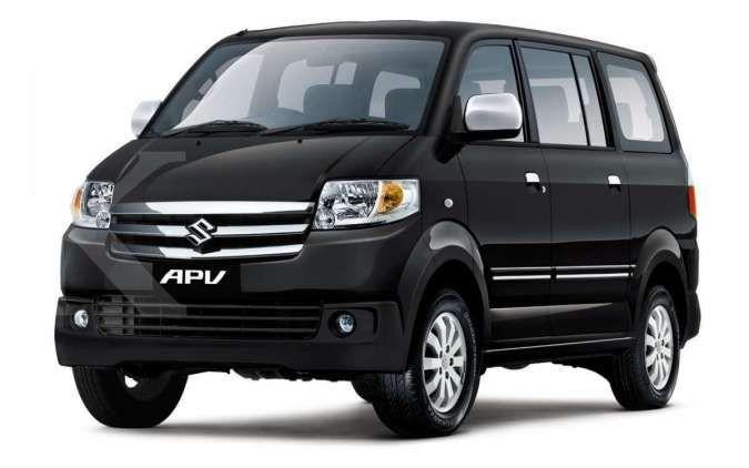 Harga <a href='https://batam.tribunnews.com/tag/mobil-bekas' title='mobilbekas'>mobilbekas</a> Suzuki APV (MPV)