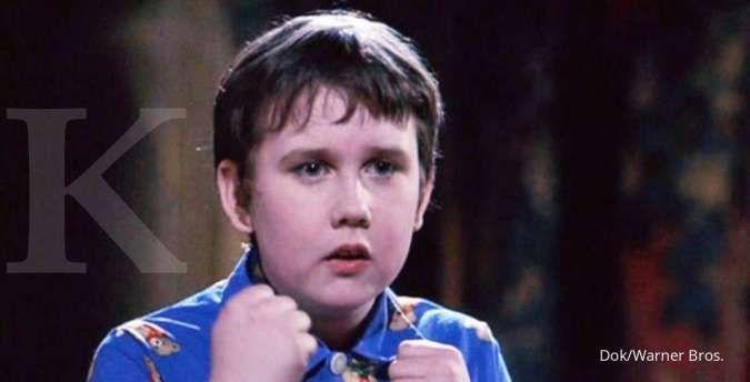 Matthew Lewis sebagai Neville Longbottom di franchise film Harry Potter.