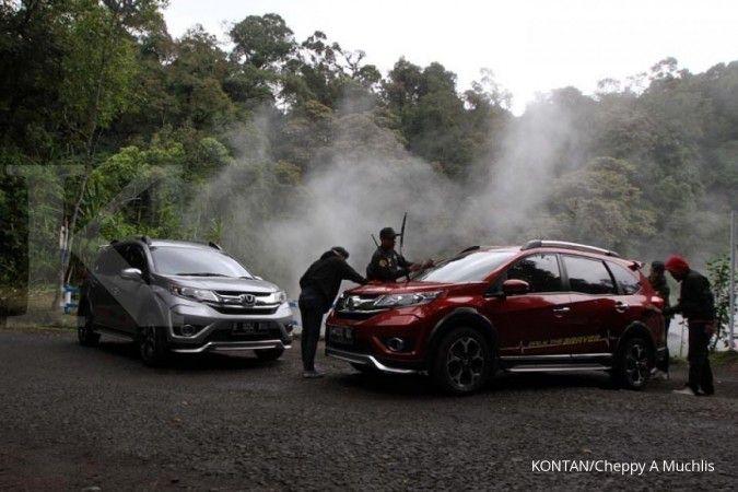 Ada diskon sampai Rp 30 juta untuk Honda BR-V dan Mobilio