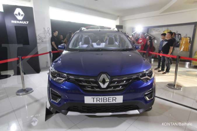 Perang harga Renault Triber dengan kompetitor di harga Rp 150 jutaan
