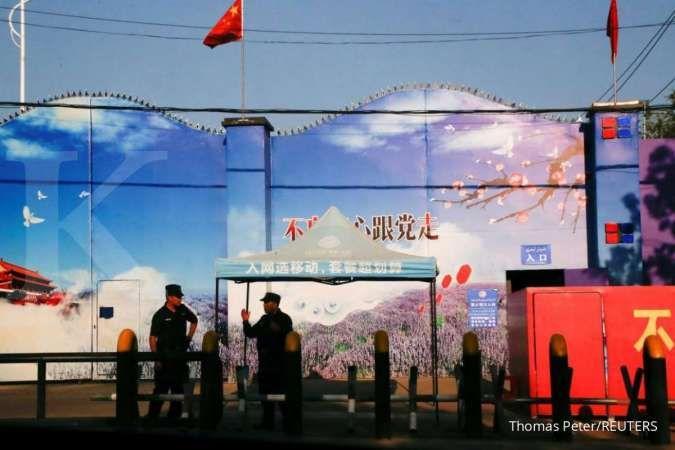 China bantah lakukan penghancuran ribuan masjid di