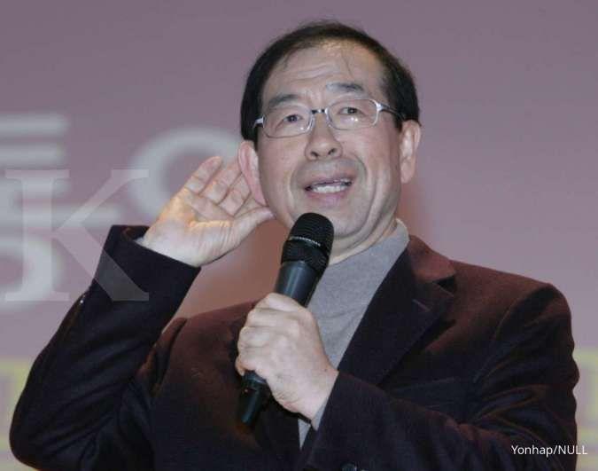 Wali Kota Seoul, calon potensial Presiden Korea Selatan, yang hilang ditemukan tewas