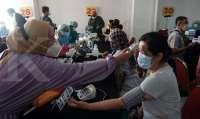 Pemerintah Optimistis Target Pelaksanaan Vaksinasi Covid-19 Tercapai