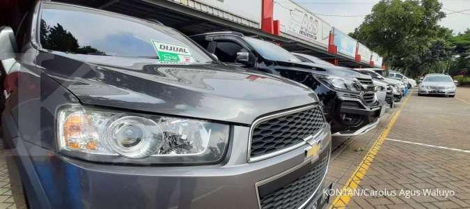 Perlahan tapi pasti, penjualan mobil bekas mulai menguat