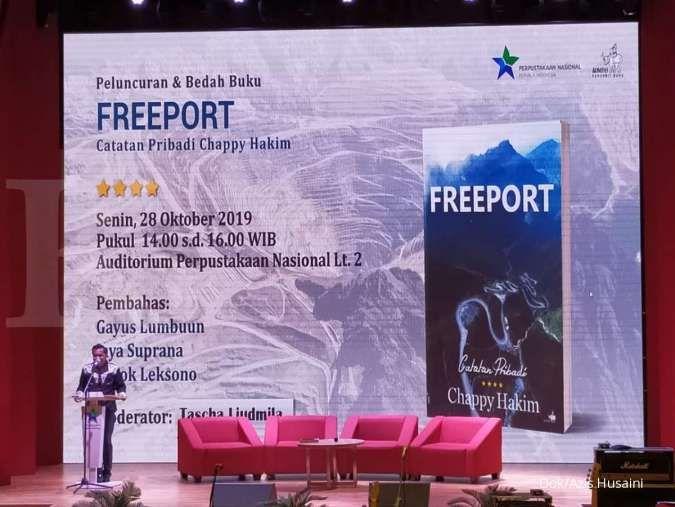 Chappy Hakim: Ada banyak hal positif di Freeport