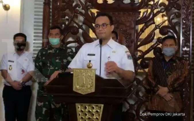 Update corona di Jakarta Sabtu (23/5) positif 6443 orang, meninggal 504, sembuh 1.587