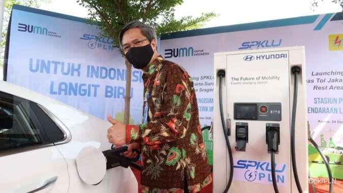 Indonesia bersiap menyongsong era kendaraan listrik