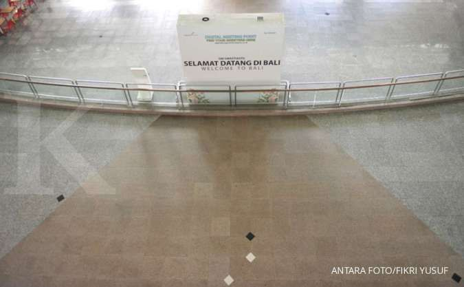 Besok (14/3/2021), Bandara Ngurah Rai Bali tutup 24 jam