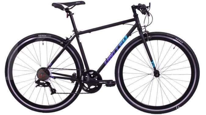 Bagi pecinta sepeda Urban, intip harga sepeda United Slick 700C terkini