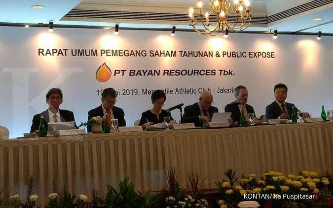Harga jual batubara diproyeksi naik, Bayan Resources (BYAN) kerek target kinerja