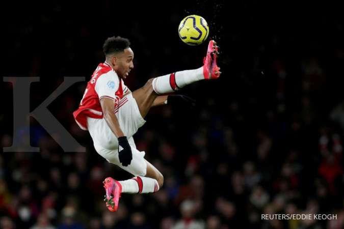 Update transfer Arsenal; Moussa Diaby dan Manuel Akanji datang, Aubameyang hengkang?