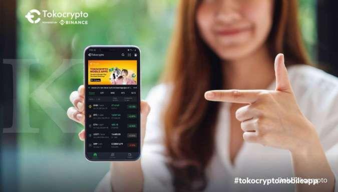 Usia tiga tahun, Tokocrypto miliki satu juta user dan akan luncurkan bot trading