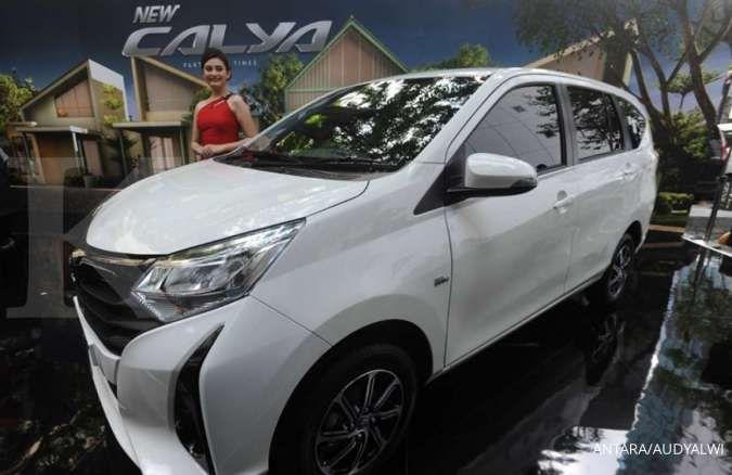 Mau beli LCGC seperti Honda Brio Ayla, Agya, Calya, ini harga terkini pada September