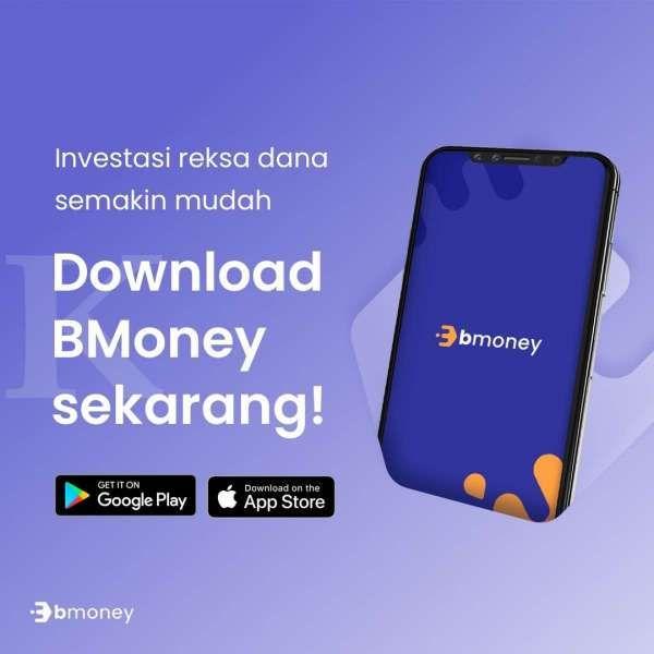 Buka Investasi Bersama luncurkan aplikasi BMoney versi iOS
