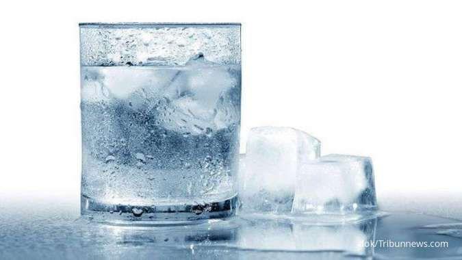3 Manfaat minum air dingin setelah olahraga