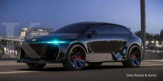 Berkenalan dengan Humble One, mobil listrik dengan panel surya pertama di dunia