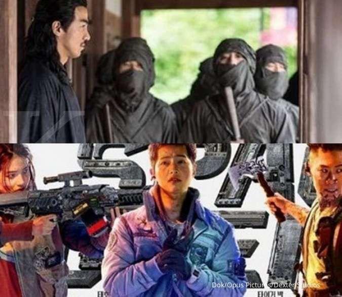 The Swordsman Joe Taslim & film terbaru Song Joong Ki ditunda tayang di Korea Selatan