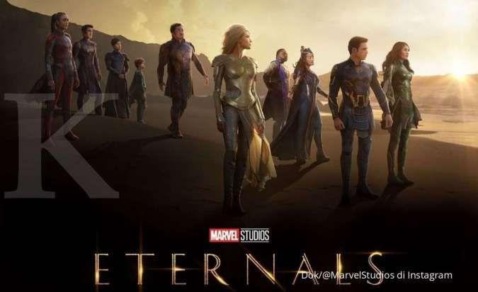 Eternals dari Marvel Studios