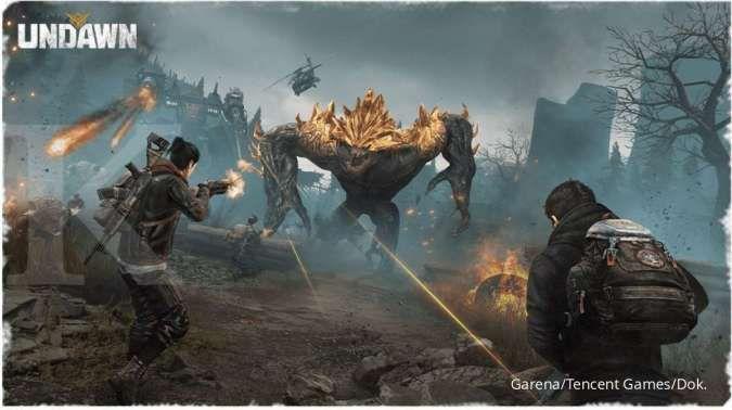 Bertema zombie, Garena boyong Undawn game open world survival shooter ke Indonesia