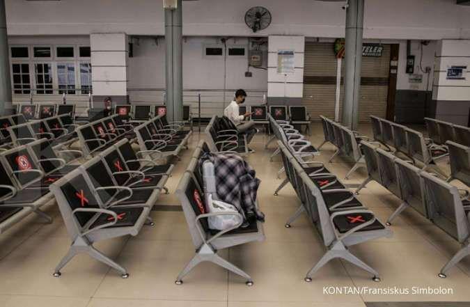 Hari ketiga larangan mudik, 14.751 penumpang lakukan perjalanan non-mudik