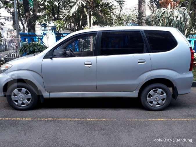 Lelang mobil dinas Kemensos, Avanza 2007 harga Rp 60-an juta, ada 2 pilihan