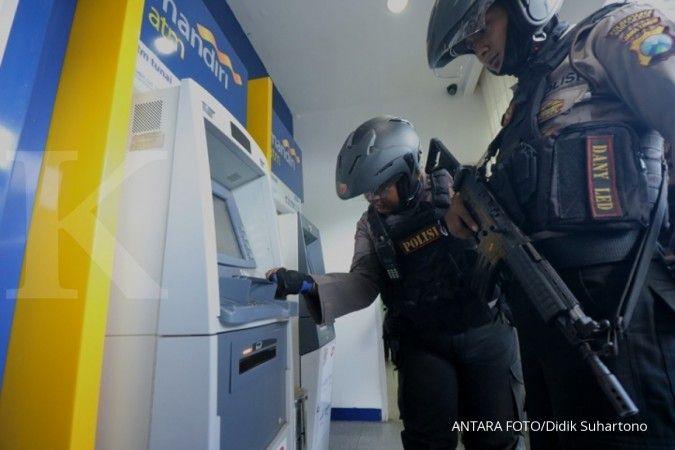 Bermodal tusuk gigi, pencuri ini membobol ATM hingga lebih dari Rp 700 juta