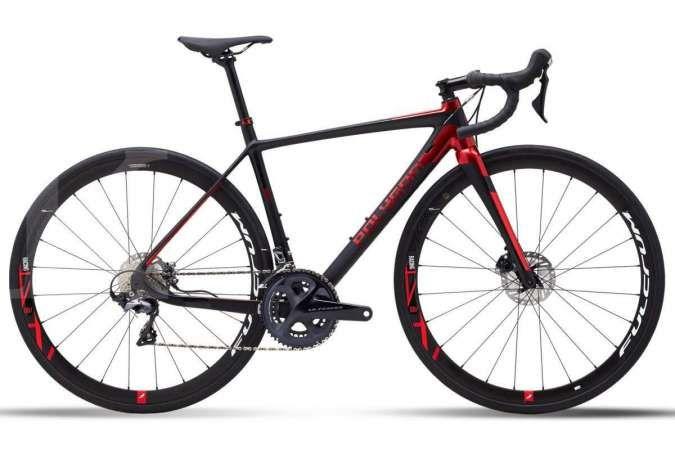 Cepat dan responsif, harga terbaru sepeda balap Polygon Helios LT8 bikin dompet tipis