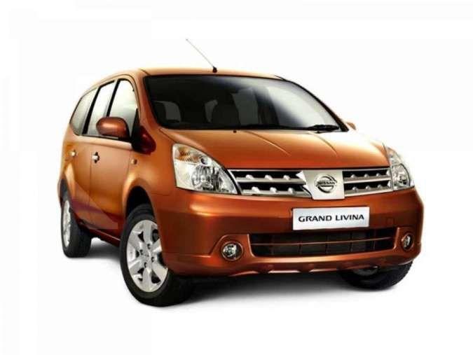 Mulai Rp 60 juta, harga mobil bekas Nissan Grand Livina sudah murah