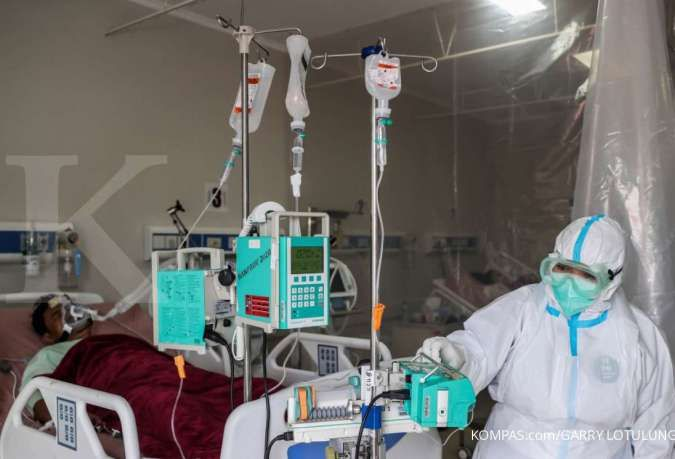 Mutasi virus corona di Inggris masuk Indonesia, ini cara mencegah penularan