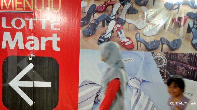 Lottemart hanya akan bangun dua gerai baru tahun ini