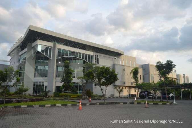Lowongan kerja bidang kesehatan di Rumah Sakit Nasional Diponegoro
