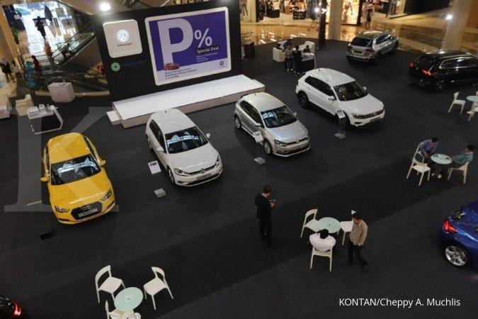 Audi Q8 dilego Rp 2,4 miliar
