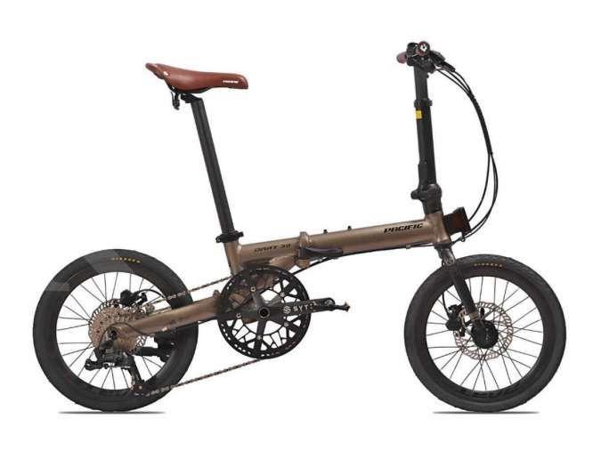Daftar harga sepeda lipat Pacific Dart periode Januari 2021