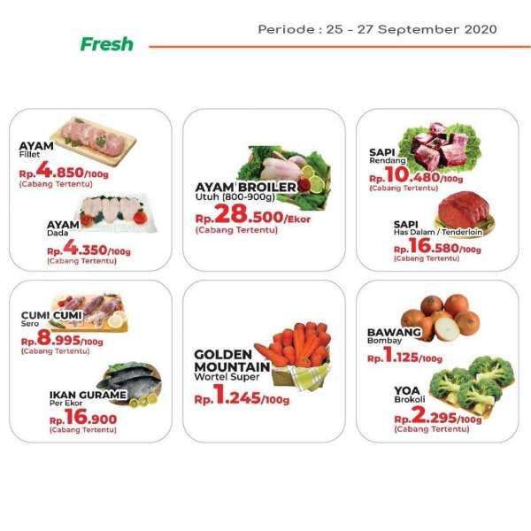 Katalog promo JSM Yogya Supermarket 25-27 September 2020, hari terakhir!