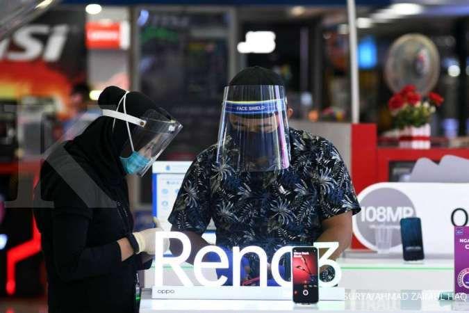 Harga HP OPPO terbaru bulan Agustus 2020, OPPO Reno3 Pro diskon Rp 2.000.000