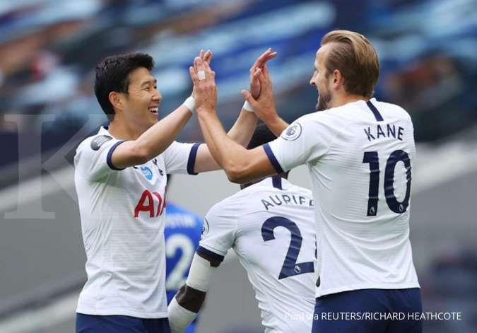 Chelsea dan duo Manchester siap tampung Harry Kane, punya nilai transfer fantastis