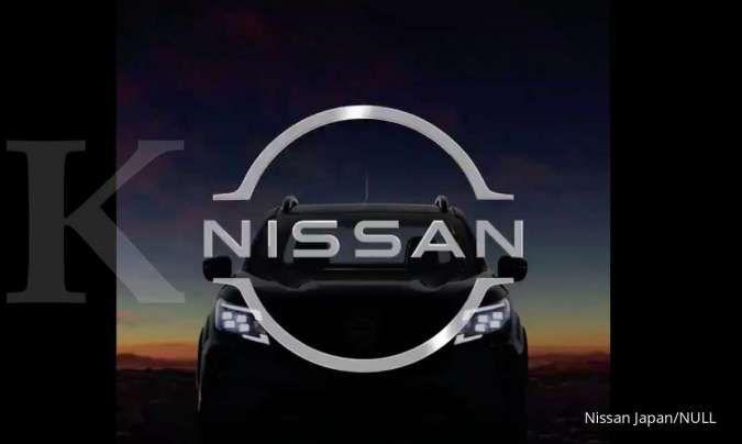 Tetap gahar, ini penampakan Nissan Navara facelift lewat teaser dan bocoran foto