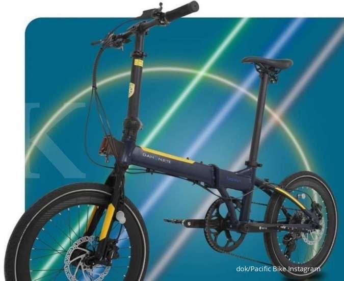 Sporty! Harga sepeda lipat Dahonsyte Brooklyn ramah di kantong